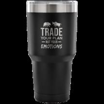 Trade Tu Plan de No Tu Emociones Pared Calle Comerciante Vaso 887ml - $32.72