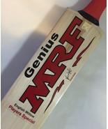 MRF Genius Special Player Edition English Willow Grade Cricket Bat Kohli... - $594.00