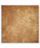 FABRIC CUT 32ct gingerbread linen 9x9 for Gingerbread Mrs. Santa Mouse  - $7.00