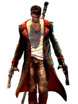 DMC Devil May Cry Dante Leather Coat - $109.99
