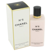 Chanel No.5 Perfumed Body lotion 6.8 Oz for women image 6