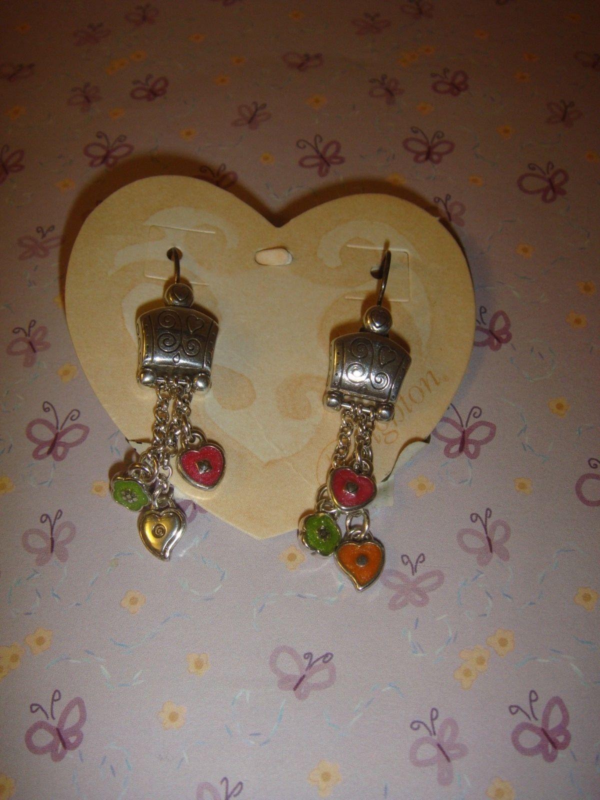 Brighton Havana Leverback Earrings image 3