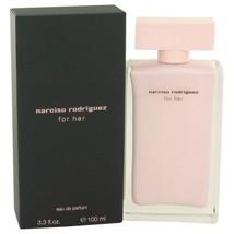 Narciso Rodriguez By Narciso Rodriguez Eau De Parfum Spray 3.3 Oz 459344 - $99.98