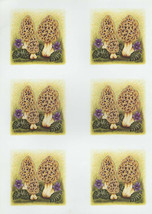 mushrooms, fungus decoupage sheet high quality printed on quality paper ideal