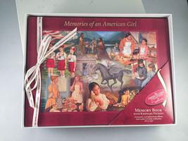 "American Girl ""Memories of an American Girl"" Hallmark Memory Book - Unused - $15.14"