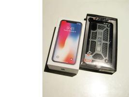 9.2/10   64gb  Spacey Gray Sprint  Iphone X A1865 Bundle! - $499.99
