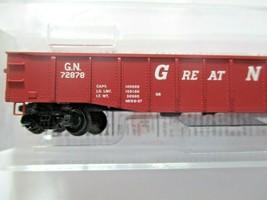 Micro-Trains # 10500541 Great Northern 50' Steel Side Gondola, 15 Panel N-Scale image 2