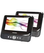 SYLVANIA SDVD9957 9 Dual-Screen Portable DVD Player - $168.62