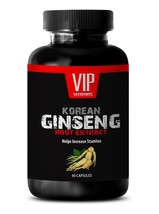 weight loss aid - KOREAN GINSENG 350MG - panax extract - 1 Bottle (60 Ca... - $13.06