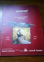 Crosman product catalog 2010 preowned - $2.96