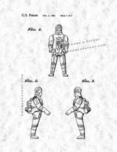 Star Wars Dengar Patent Print - Gunmetal - $7.95+