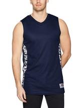 Augusta Sportswear Men's Hook Shot Reversible Basketball Jersey Navy Blu... - $19.71