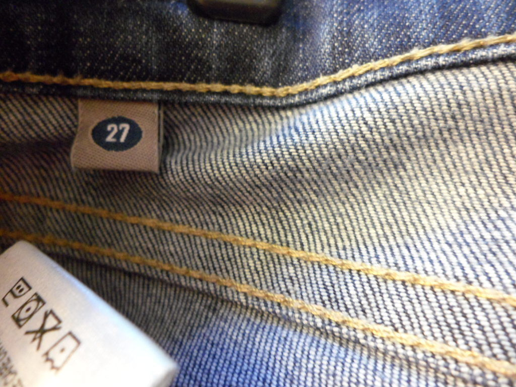 """Citizens Of Humanity 'Dita' 31"""" INSEAM Boot Cut Leg 1023N-001 Oxford SIZE 27 COH"""