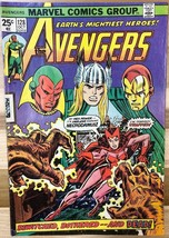 THE AVENGERS #128 (1974) Marvel Comics VG+ - $9.89