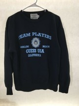 Authentic Super Sportswear GUESS Classic Malibu Beach Cali Georges Marci... - $66.50