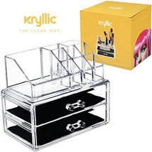 Acrylic Makeup Organizer Cosmetic Jewelry Great for Organizing your Lips... - $18.68