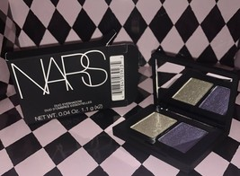 5 Piece Lot Nars Duo Eyeshadow Duo D'ombres Essentielles Kauia - $39.55