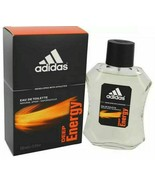 Deep Energy by Adidas for Men EDT  Spray 3.4 oz. new in box - $49.99
