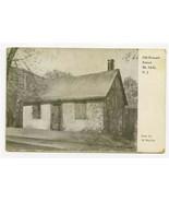 Old Brainard School Postcard Mount Holly New Jersey 1910's - $17.87