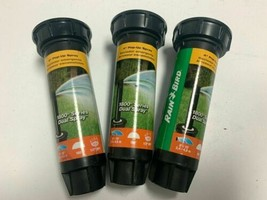 3 x Rain Bird Professional Pop-Up Sprinkler 1804HDS Free Shipping - $16.79
