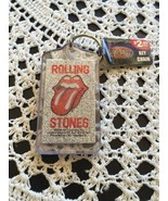 Keychain Officially Licensed Rolling Stones  Music Car Truck House Appar... - $4.89
