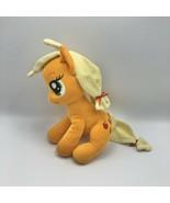 "My Little Pony APPLEJACK 10"" Plush 2014 Hasbro - $14.84"