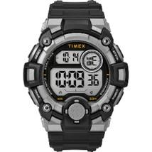 Timex Men's A-Game DGTL 50mm Watch - Black/Grey - $35.90