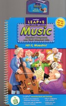"LeapFrog Leap 2 - Music ""Classical Composers and there Greatest Hits"" - $4.50"