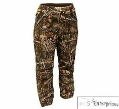 Coleman Realtree Max 4 HD camo deer duck hunting insulated breathable pa... - $49.99