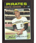 ROBERTO CLEMENTE Card RP #630 Pirates 1971 T Free Shipping - $2.95