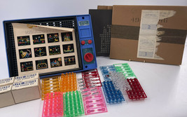 Hasbro Lite Brite Deluxe Vintage 1971 Working Unused Picture Pegs Refill Tested - $42.76