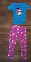Children's Place pink surf cat pajama short sleeve set pj jammies size 6... - $4.91