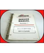 Mercruiser Service Manual Number 1 GM High Performance V8 V-8 Marine Eng... - $19.75
