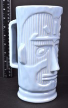 Kon Tiki Blue Pitcher Handled Mug 36 oz Sun God Thor Heyerdahl by Home M... - $43.31