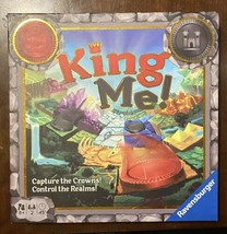 Ravensburger King Me Strategy Board Game - Excellent Condition - $13.08