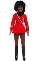 """Vintage 1974 Mego Star Trek Lt Uhura 8"""" T2 Action Figure 100% Complete   - $49.99"""