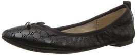 JESSICA SIMPSON WOMEN'S NALAN BALLET FLAT BLACK PERFORATED 7 M US - €36,60 EUR