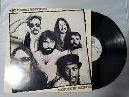 The Doobie Brothers Minute By Minute Vinyl Record Vintage 1978 Warner Br... - £13.13 GBP