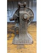vintage simplex 47 templeton kenley & co 1920 ratchet jack - $137.61