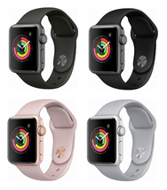 Apple Watch Series 3   38MM   GPS-WiFi   All Colors   Brand New Sealed - $339.99