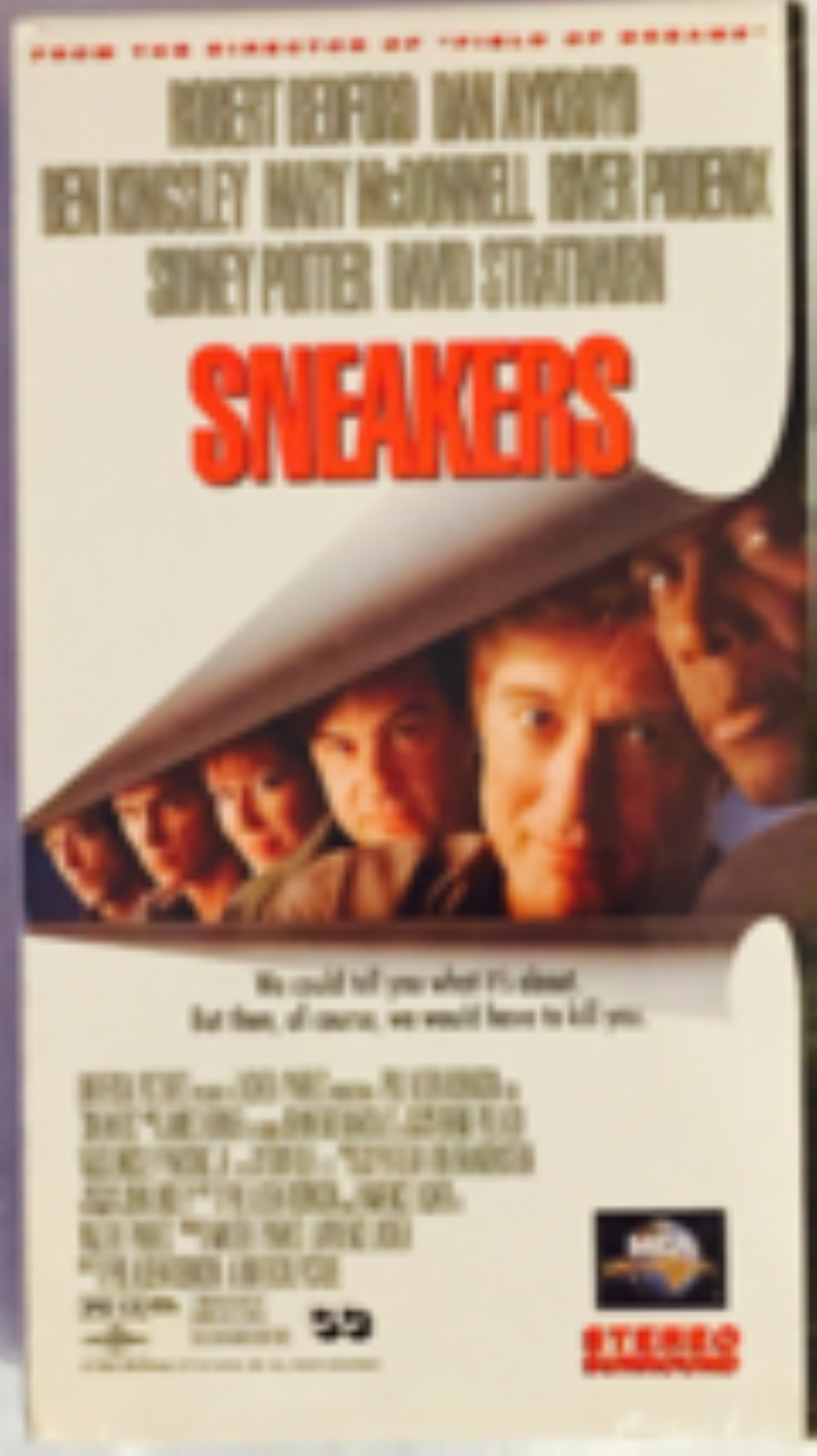 Sneakers Vhs