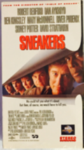 Sneakers Vhs image 1