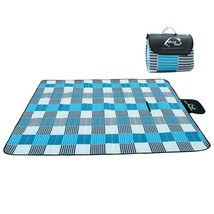 Outdoor Picnic Camping Baby Climb Plaid Blanket Beach Waterproof Moistur... - $45.99