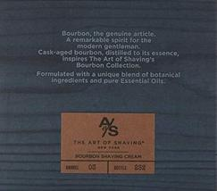The Art of Shaving Bourbon Shaving Cream, 5 Fl. Oz. image 8