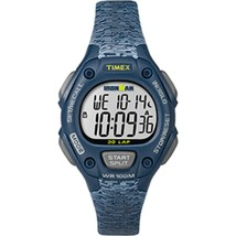 Timex IRONMAN® Classic 30 Mid-Size Watch - Blue/Gray - $51.82