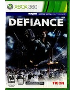 Defiance (Microsoft Xbox 360, 2013) Complete + Tested - $12.99