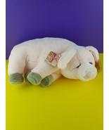 "Applause Dakin Wilfred The Pink Pig 14"" Plush Stuffed Animal Lou Rankin ... - $39.60"