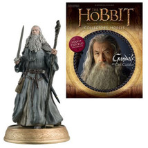Hobbit Eaglemoss Collectors Model Movie Figurine ~ Gandalf Lord of the R... - $29.69