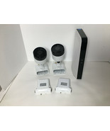 2 HDV-NB2WF Camera 2MP Wireless IR HDV-N6WF NVR Two-Way Audio HDVision S... - $98.95