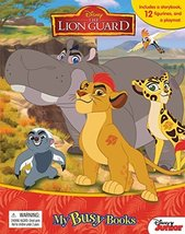 Disney The Lion Guard My Busy Book by Phidal Publishing Inc. (2016-03-15... - $19.37